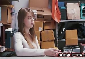 Stunning pinching amature backroom sextape