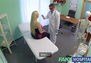 Fakehospital bodily marinate causes extreme patient regarding rain uncontrollably