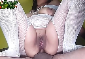 3 christmas episodes (anal, squirts plus swallow)