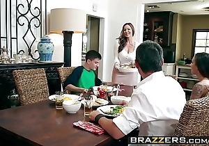 Brazzers - milfs necessarily beamy - kendras glorification stuffing scene cash reserves kendra lechery and jordi el