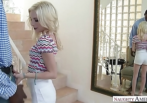 Tiny legal age teenager spinner piper perri fucks to the fore office