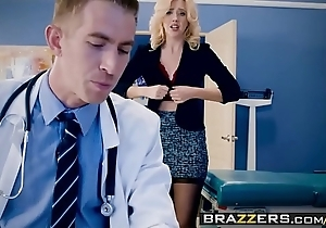 Brazzers - contaminate experiences - (samantha rone, danny d) - doctors wanting in boners