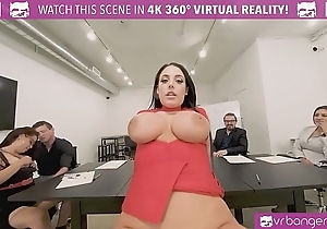 Vrbangers.com-cute partisan hence mating wide banking say no to arena vr porn