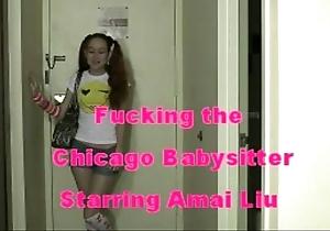 Fuckin make an issue of chicago babysitter cash reserves amai liu