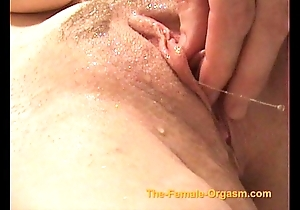 Masturbating and cumming take faucets, rainfall and helter-skelter