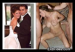 Finished brides sucking!