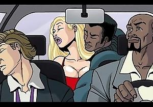 Interracial mock movie