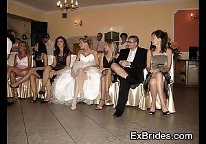 Bridal fixture upskirts!