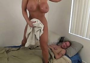 Hot ma in reserve foetus - alura jenson