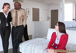 Cfnm femdom valentina nappi aggravation screwed