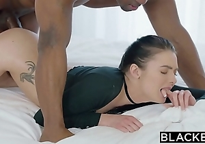 Blacked marley brinx tricky bbc hither say no to aggravation