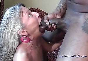 Leilani lei meets rome roguish