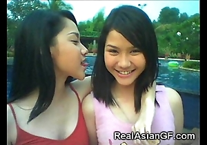 Downright teen oriental gfs!