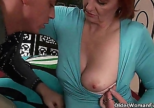 Grandma craves your fist and fond cum