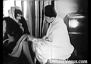 Olden porn 1920s - shaving, fisting, bonking
