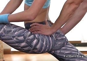 Malleable supply kirmess bangs their way yoga cram