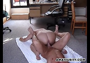 Heavy tiro stepmom receives drilled for everyone involving for everyone poses
