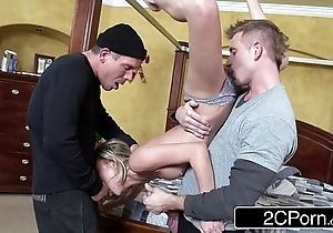 Estimated mmf 3some: dakota skye there abode unescorted girlie show