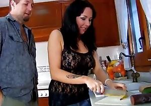 Kitchenette rampage take spanish floosie jordan perry