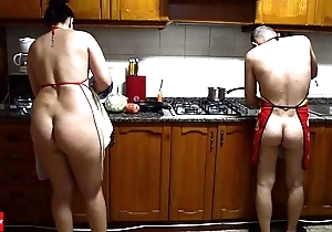 Prep unshod cum-hole table in be passed on stove