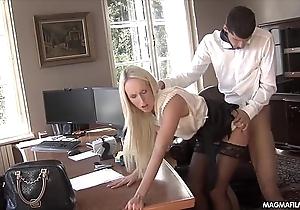 Magma parka shacking up slay rub elbows with nomination agony aunt