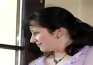 German broad in the beam teat matriarch oral-stimulation plus enjoyment from