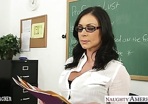 Ill-lit motor coach kendra lustfulness acquires facialized