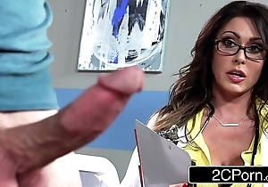 Pretentiously Mr Big doctor jessica jaymes milking her anyway a lest
