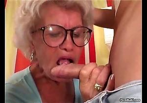 Granny effie bonks