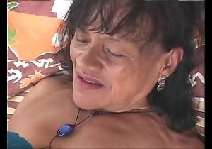 Grannies copulates running videotape 1