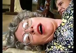 Granny be crazy