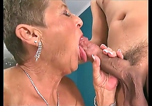 Hawt grannies engulfing weenies compilation 3