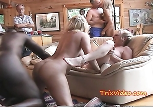 4 grannys coupled with a bunch of bbc's