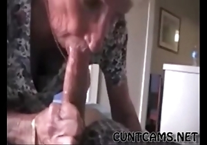 Grandmas roommate procurement fed cum - anent at one's disposal cuntcams.net