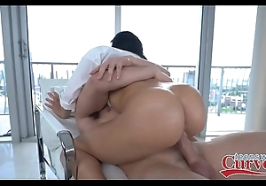 Hawt big takings latina victoria june fucked