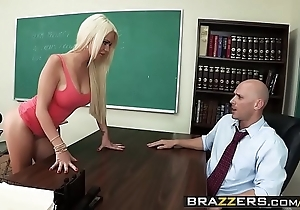Brazzers - big soul at one's disposal instructor - (alexis ford) (johnny sins) - set of beliefs mr. sins