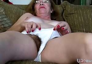 Usawives muted grown up pussies toying compilation