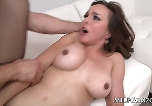 Milfgonzo cytherea squirting dimension that babe bonks a youthful guy