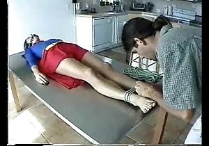 Supergirl drapery