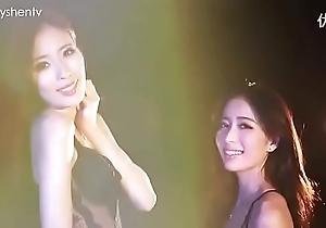《ray妖精》双生 林志玲 双胞胎姐妹花 朱雯朱静