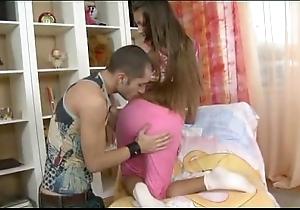 Kickshaws brunette teen detach from moscow