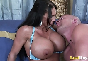 Exceedingly Mr Big mom lisa lipps loves thither roger